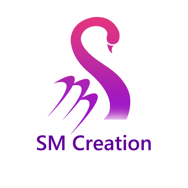 SM Creation YouTube Channel LOGO